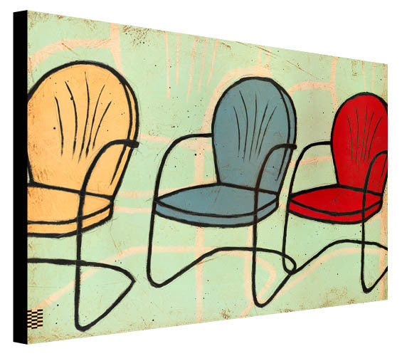Happy Chairs - Joel Ganucheau