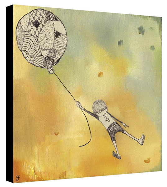 Hot Air Balloon - Graham Franciose - Various Sizes