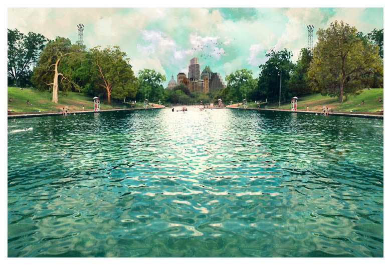 Barton Springs - Judy Paul