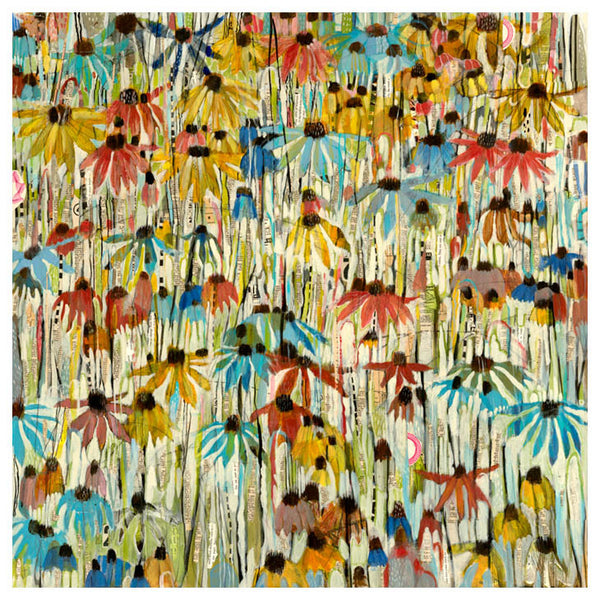 Flower Power - Judy Paul - Print