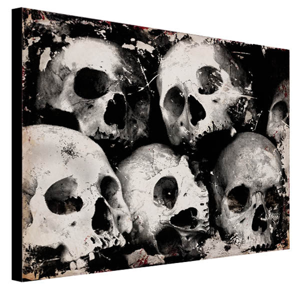 Killing Fields - PRINT - Joel Ganucheau
