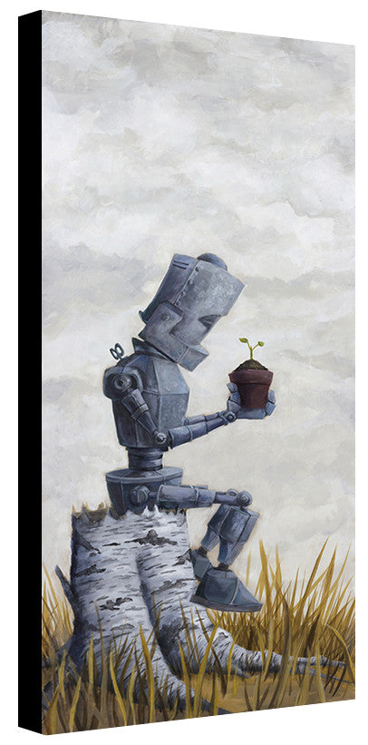 Sprout Bot - Lauren Briere - Print