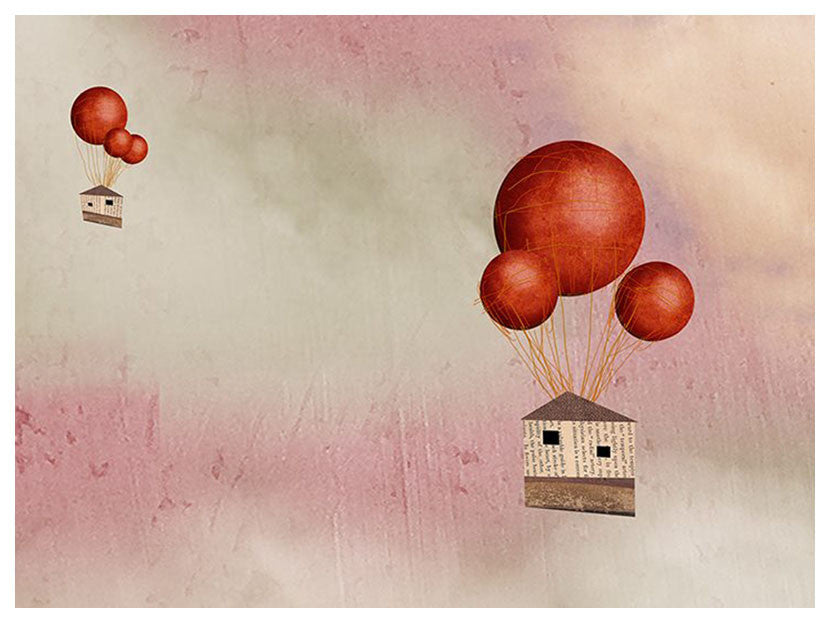 Balloon House - Larry Goode - Various Sizes