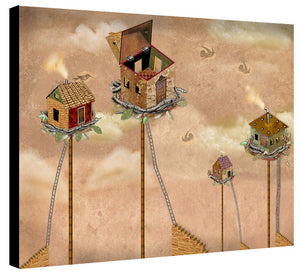 Tree Houses - Larry Goode - Various Sizes