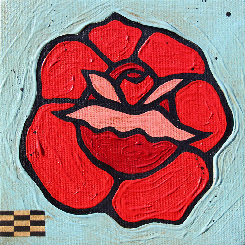 Little Things - Joel Ganucheau - 6x6""