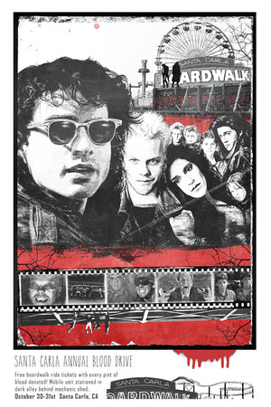 80's Movie Tribute - The Lost Boys by Jake Bryer