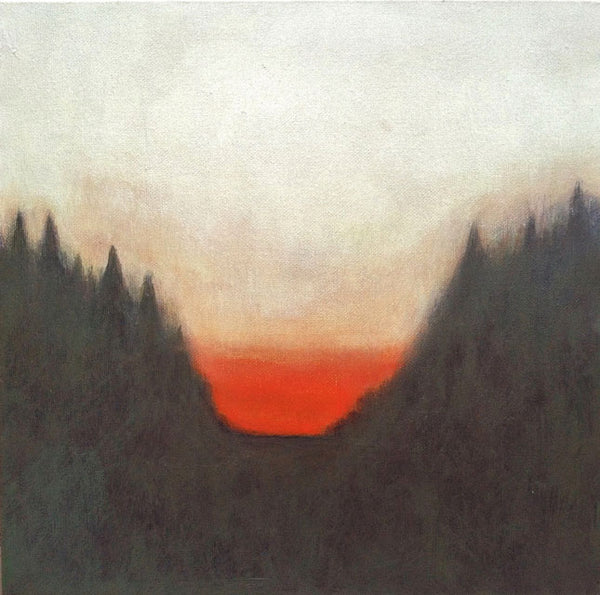 Morning in the Mountains - Quincy Wakefield - 12x12""