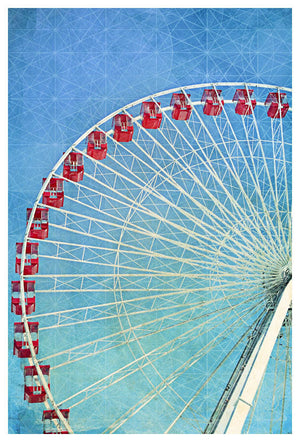 Navy Pier Ferris Wheel - Jake Bryer