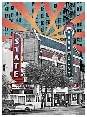 Paramount Theater by Jake Bryer