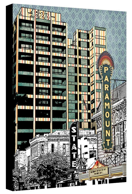 Paramount Theater 2 by Jake Bryer
