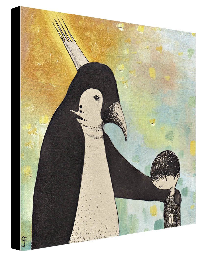 The Penguin King - Graham Franciose - Various Sizes