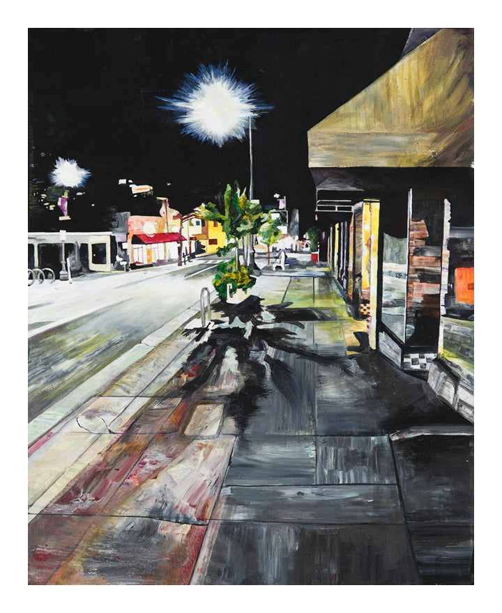 Piedmont Ave - Lorelei Linklater - Print