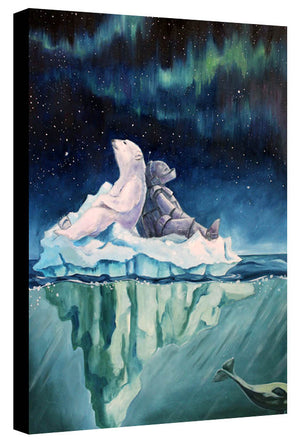Polar Bot - Lauren Briere - Print