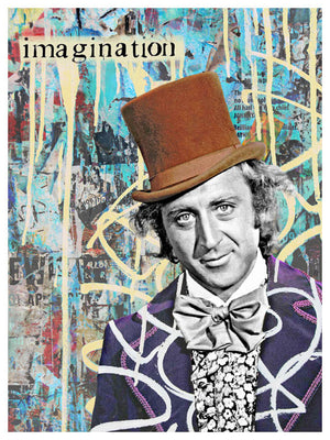 Pure Imagination by Jake Bryer