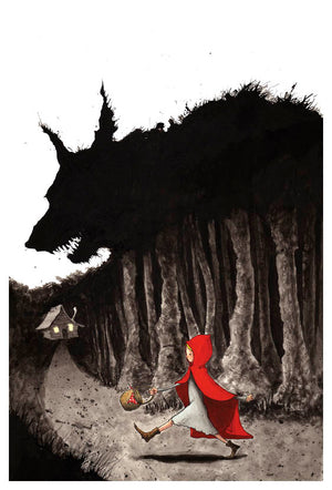 Red Riding Hood - Graham Franciose