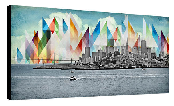 San Francisco Skyline by Jake Bryer
