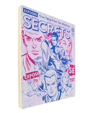 Secrets - Beast Syndicate - 8x10""