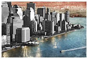 South Manhattan by Jake Bryer