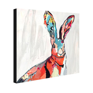 Spirit Rabbit - Judy Paul - Print