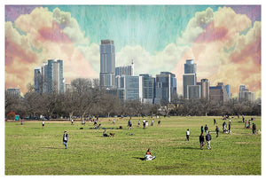 Sunday Fun Day at Zilker - Jake Bryer