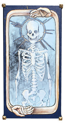 Thomas Wesley King - Death Card - ORIGINAL