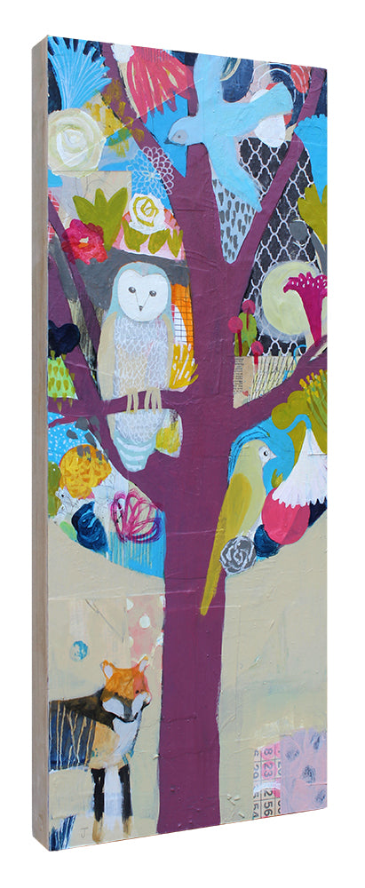 They Call Me the Breeze I  - Judy Paul - 12x30""