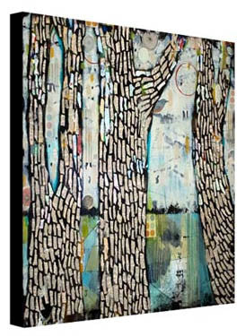 To Tree or Not To Tree I - Judy Paul - Print