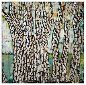 To Tree or Not To Tree II - Judy Paul - Print