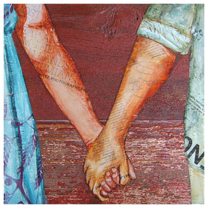 Two Lovers Entwined - Danny Phillips - Various Sizes