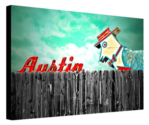 Vintage Austin by Jake Bryer