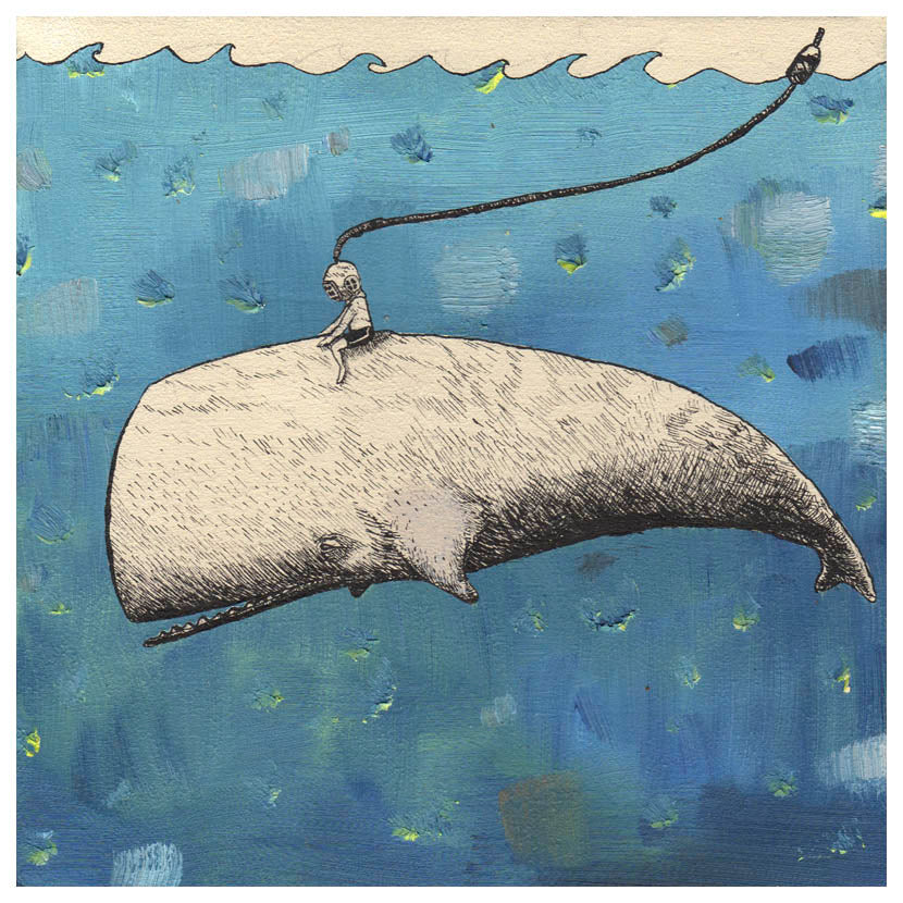 Whale - Graham Franciose - Various Sizes