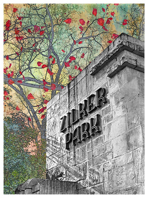 Zilker Sign by Jake Bryer