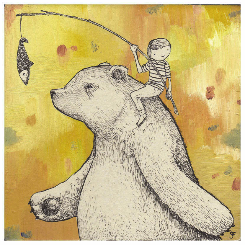 Bear - Graham Franciose - Various Sizes