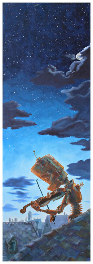 Fiddler on the Roof Bot - Lauren Briere - Print