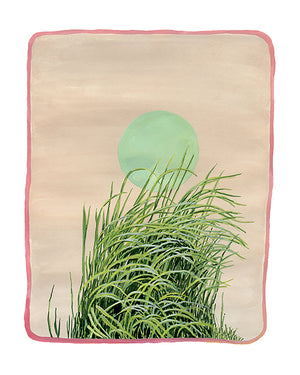Sea Grass - Hallie Rose Taylor - 8x10""