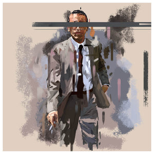 Suits Him - Fabian Puente - Various Sizes