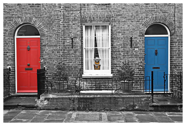 Two Doors by Jake Bryer