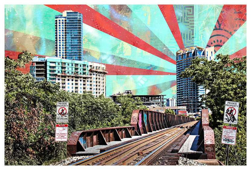 Wrong Side of the Tracks 2 by Jake Bryer