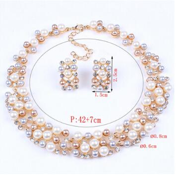 Pearl Jewelry Sets