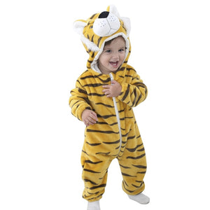 Cartoon Animal Baby Romper