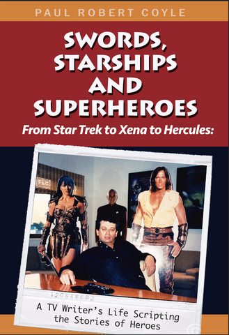 Swords, Starships and Superheroes