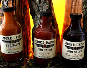 Smoke Daddy Sauce Trio