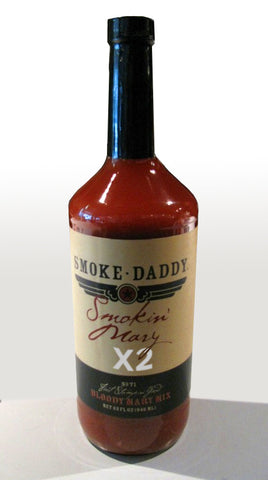 {2 Bottles} Smoke Daddy Smokin' Bloody Mary Mix