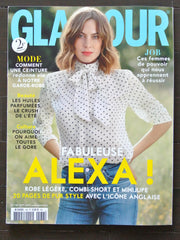 &Daughter Alexa Chung French Glamour Patchwork Aran