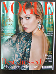 &Daughter Vogue Aran Karlie Kloss