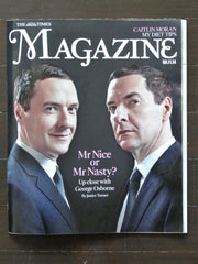 Saturday Times Magazine October 2014