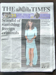The Times October 2014