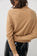 Casla Cashmere Roll Neck in Camel