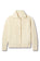 Effie Rib High Collar Jacket in Natural