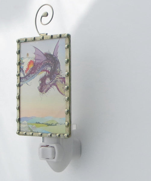Oriental Dragon Night Light